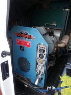 Heat Exchangers For Truck Mounts